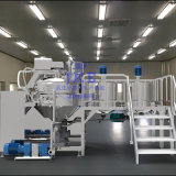 500L沙拉酱乳化机工厂,沙拉酱生产设备