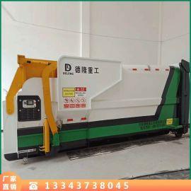 德隆重工垃圾站压缩机可发货到新疆巴音郭楞州