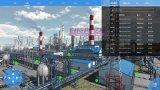 數位工廠監控運維三維可視化交互系統