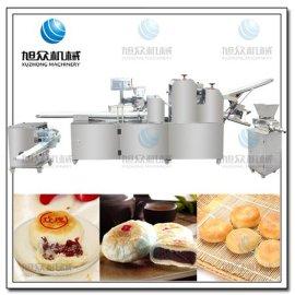 安徽酥饼机,可做绿豆饼机器 老婆饼机 ,酥饼设备