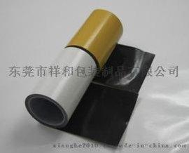 Bow-391B  防水黑色PE泡棉双面胶带