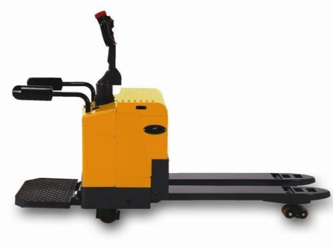 搬運車托盤搬運車液壓車JE/全電動托盤車