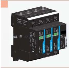 捷克Saltek 2级电源防雷器SLP-275 V/3(S)+1
