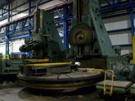 售二手齿轮加工机床 德国普法特10米滚齿机