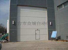 宜昌工業提升門低價出售,廠家直銷