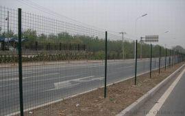 高速 公路围栏网 防护栏,武汉浸塑围栏网,钢丝护栏网