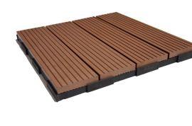 佛山木塑地板厂家**,防水防滑园林景观塑木户外地板