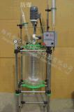 双层玻璃反应釜100L