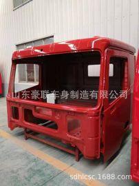 欧曼GTL驾驶室壳  欧曼驾驶室配件  欧曼GTL平顶驾驶室总成壳子