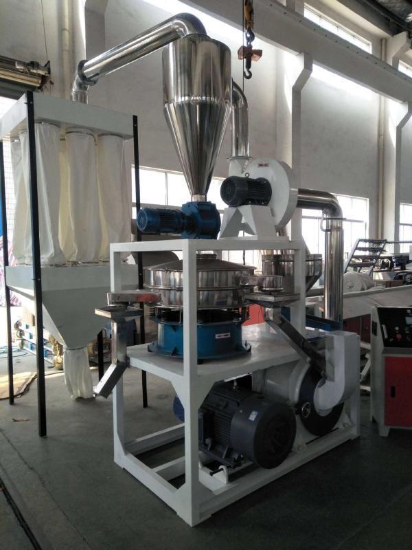 厂家直供400型PVC磨粉机