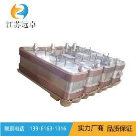 江苏远卓冷干机油气回收三合一换热器  冷却器