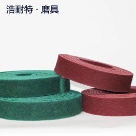 工業百潔布金屬不鏽鋼拋光布 不鏽鋼除鏽鐵板燒去污布工業百潔布