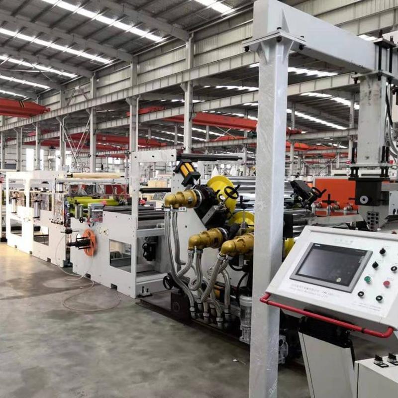 PETG片材擠出生產線 金韋爾機械(在線諮詢)