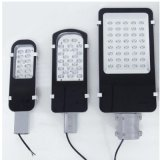 生產供應led太陽能路燈外殼戶外 全鋁壓鑄金豆12W24W牙刷路燈外殼