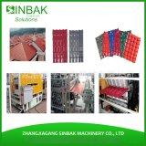 厂家直销辛巴克机械PVC琉璃瓦生产线