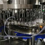 直銷全自動碳酸飲料灌裝機 小型瓶裝含氣飲料灌裝設備 飲料灌裝機