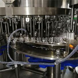 直销全自动碳酸饮料灌装机 小型瓶装含气饮料灌装设备 饮料灌装机