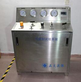 供应HASKEL气动试压泵气动液压泵站DSF-300,深圳市正大流体机电设备有限公司