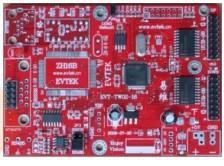 易维德科ZH32,32 点阵 4 行 12 字双色综合屏控制卡