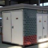 欧式箱变 ZBW系列箱式变压器 箱变 组合式变电站 户外成套变电站