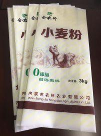 供应西安石磨面粉包装, 小麦粉包装, 金霖包装制品厂