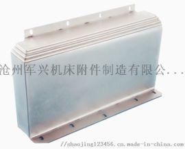 厂家生产机床钢板防护罩不锈钢防护罩