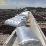 重庆璧山管道纳米气囊反射层保温材 铝箔气泡隔热材