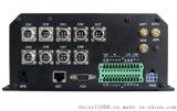 高清4G車載硬碟錄像機4G無線監控傳輸