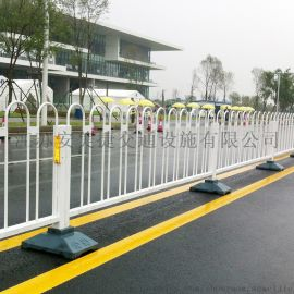 城市un型防護欄,鋅鋼圍欄,京式市政護欄
