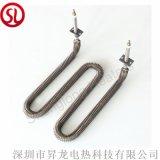 不锈钢散热片电热管 不锈钢翅片加热管 空气发热管