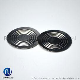 哈C膜片压力传感器膜金属膜片 陕西一诺特金属膜片