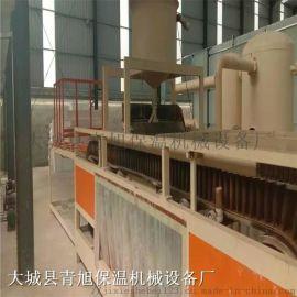 玄武岩防火保温板设备改性聚苯板生产设备