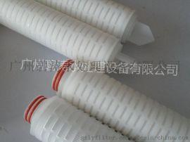 折叠滤芯厂家(PP,PES,PTFE,PVDF)