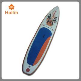 充气式冲浪板