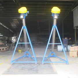 化工粉体管式螺旋上料机1-6米逸通机械厂家专业定做