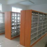合肥書架合肥木護板書架合肥鋼制書架