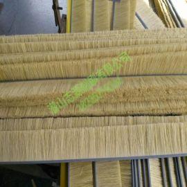 爆款热销 长期批发剑麻刷 木工机械剑麻条刷 砂纸剑麻条毛刷