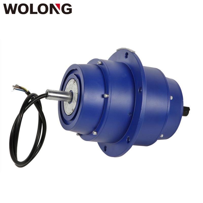 卧龙 YDW系列低噪音外转子三相异步电机