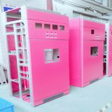 包邮 低压开关柜MNS柜体 消防泵控制柜45KW变频柜 高低压柜 上华电气