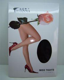 絲襪批發大量供應YILIANNA依蓮娜時尚15D平紋包芯絲防脫連褲襪