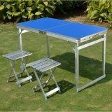 鋁合金摺疊桌分體摺疊桌連體摺疊桌加固摺疊桌定製款