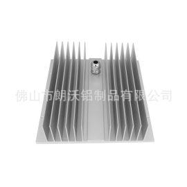 各种工业铝型材 路灯散热器 梳子型材