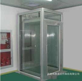 别墅电梯 垂直式家用电梯小型家用别墅电梯