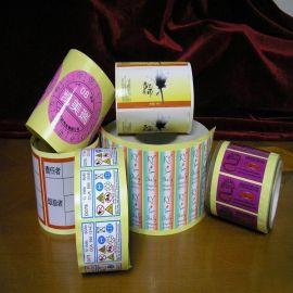 珠光合成纸/化妆品标签/沐浴露PE不干胶标签