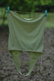 竹纤维背心