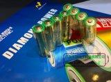 厂家直接供应符合ROHS环保电池 LR6 AA 5号电池 三菱电池 干电池