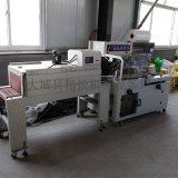 全自动热收缩膜包装机饮料自动收缩包装机