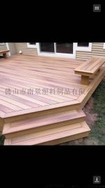 塑木地板,NJ001户外塑木地板
