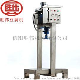 千张成型机 压干机 液压数控豆腐压榨机