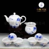 景德镇手绘陶瓷茶具  手绘陶瓷茶具批发价格